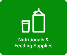 Nutritionals & Feeding Supplies