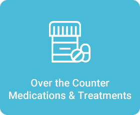 Over the Counter Medications & Treatments